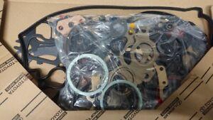 Genuine Full Engine Gasket Set Kit Toyota Celica Gt Four 3s Gte