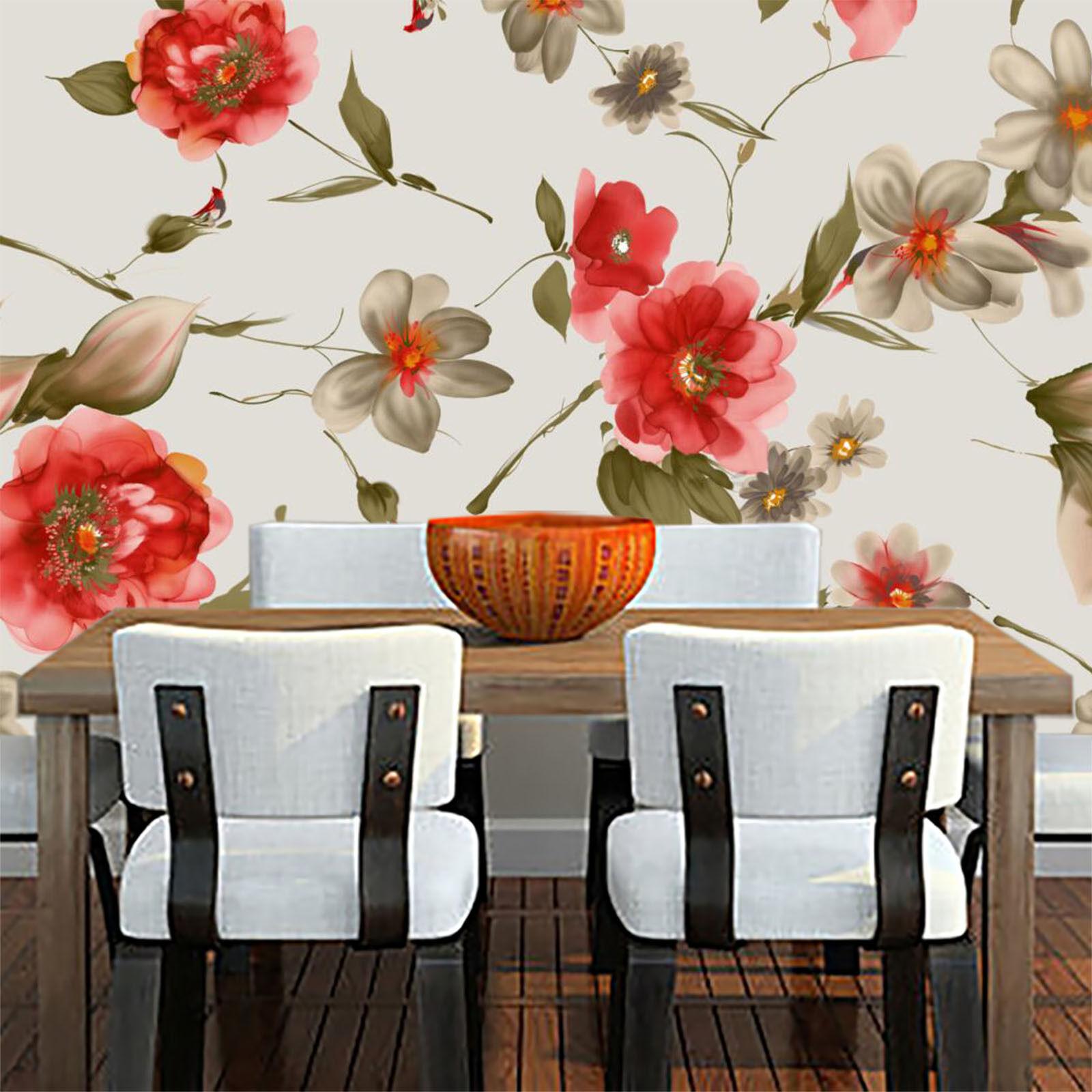 3D Safran 53 Photo Papier Peint en Autocollant Murale Plafond Chambre Art
