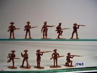 Armies In Plastic 1/32nd Scale American Revolution Soldiers Set 5465 20 Figures