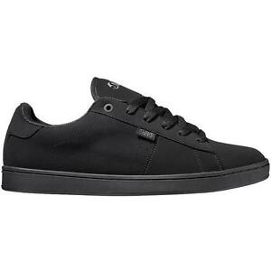New DVS Revival 2 Black/Black 001 Men's Skateboard Shoes