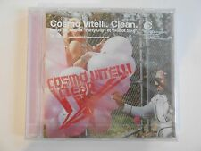 COSMO VITELLI : CLEAN / PARTY DAY / ROBOT SOUL || CD NEUF ! PORT 0€