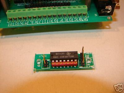 CNC db25 SIGNAL CONTROL CENTER for stepper motor dirver