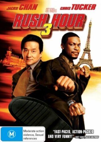 1 of 1 - Rush Hour 03 (DVD, 2008)