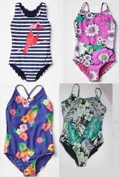 5cce2d28a6 NWT Girls Size Medium (8) * GAP Kids * 2-Piece Swimsuit | eBay