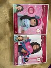 American Girl Crafts-Make a Star Cape & Ribbon & Star Doll Hat -New - Lot Of 2
