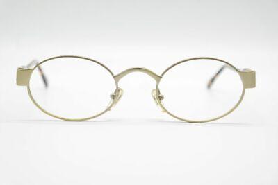 Atair Vintage 1111 48 [] 22 140 Oro Havana Ovale Occhiali Eyeglasses Nos-mostra Il Titolo Originale Lieve E Dolce