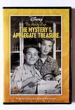 The Mickey Mouse Club The Hardy Boys Mystery of the Applegate Treasure on DVD