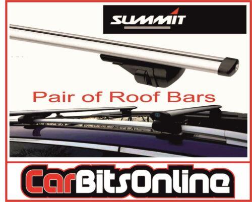 85-05 Astra Van Aluminium locking roof bars Vauxhall Astramax Van