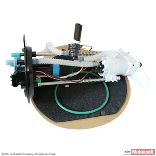Fuel Pump And Hanger With Sender  Motorcraft  PFS522
