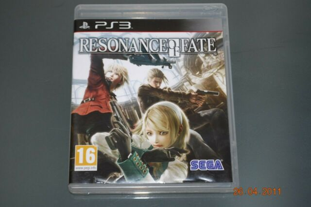 Resonance of Fate PS3 Playstation 3 ** GRATUITE RU LIVRAISON **