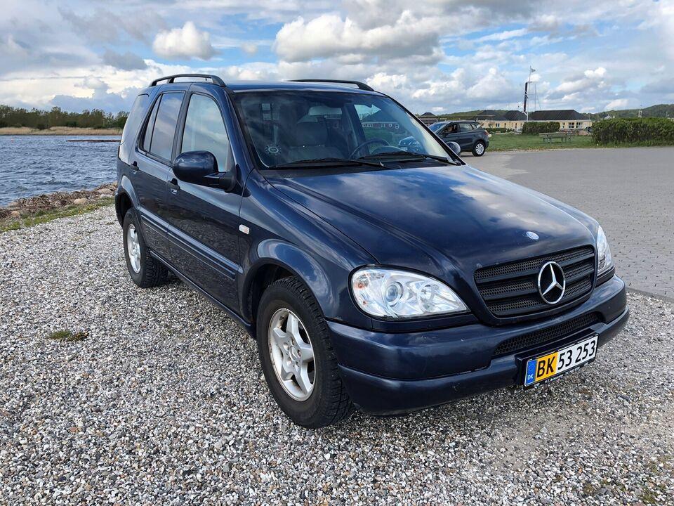Mercedes, ML270, 2,7 CDi aut. Van
