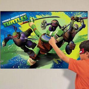 Teenage Mutant Ninja Turtles Party game TMNT Birthday Party