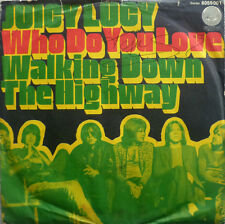 """7"""" 1970 KULT IN VG+ ! JUICY LUCY : Who Do You Love"""