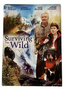 Surviving the Wild (DVD, 2018, WS) Jon Voight Jamie Kennedy - New & Sealed