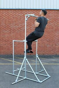 simple fit workout tower  home gym diy gym weight