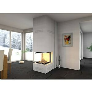 luftleiste l ftungsgitter 452mm wei kamingitter modern kamin ebay. Black Bedroom Furniture Sets. Home Design Ideas