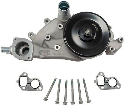 Chevy LS Engine Corvette GTO CTS G8 Forward Facing Water Pump Melling MWP-503