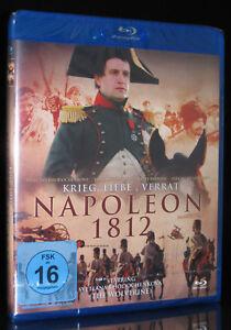 BLU-RAY NAPOLEON - 1812 - LIEBE, KRIEG, VERRAT - RUSSISCHE VERFILMUNG (RUSSLAND)