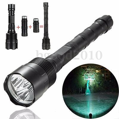 Elfeland 8000lm High Power T6 3X LED Long Flashlight Torch Light 5 Mode