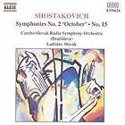 Dmitry Shostakovich - Shostakovich: Symphonies 2 & 15 (1993)