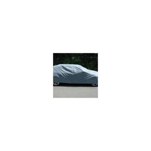 Medium Full Car Cover Water Resistant Elastic Hem UV Protect - Maypole MP9861