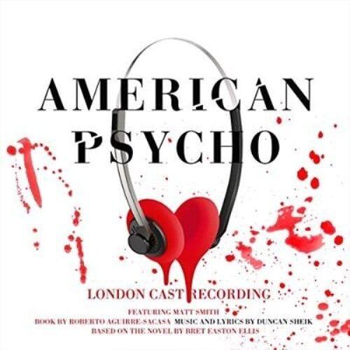 American Psycho (London Cast Recording) [New & Sealed] Digipack CD