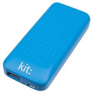 Kit 4000 mAh Essentials Gama Universal Power Bank Portátil con dos puertos USB -