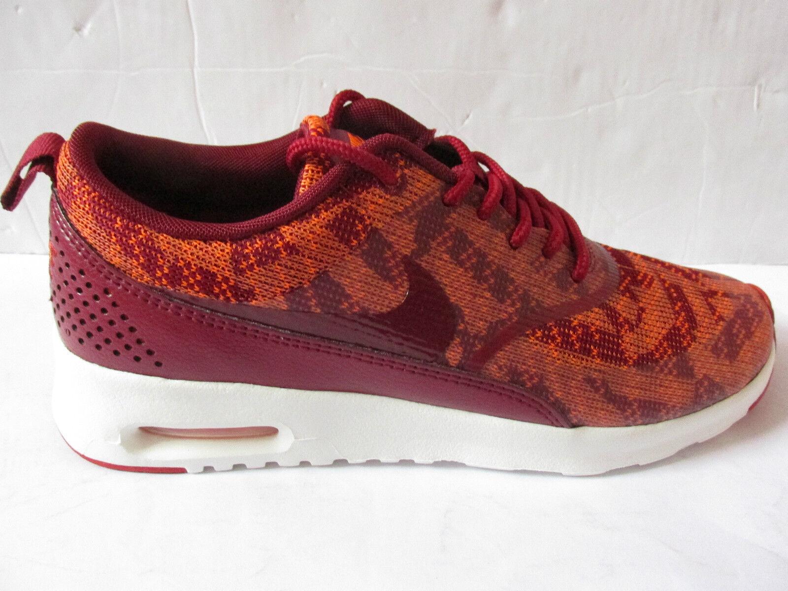 nike air max femmes thea jrcrd femmes max formateurs 718646 600 chaussures chaussures courir 7e245c