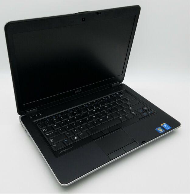 """Dell 14"""" Latitude E6440 Intel Core i5-4310M 2.70GHz 8GB RAM Boot to BIOS NO HDD"""