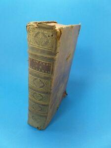 TOURNEL-DE-ORDINIS-1728-LIVRE-ANCIEN-XVIIIeme-RELIGION-livre-ancien