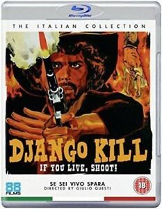 Django-Kill-se-Voi-Live-Shoot-Blu-Ray-Nuovo-Blu-Ray-88FB269