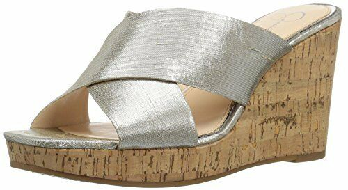 Jessica Simpson Womens SEENA Wedge Sandal- Pick SZ color.