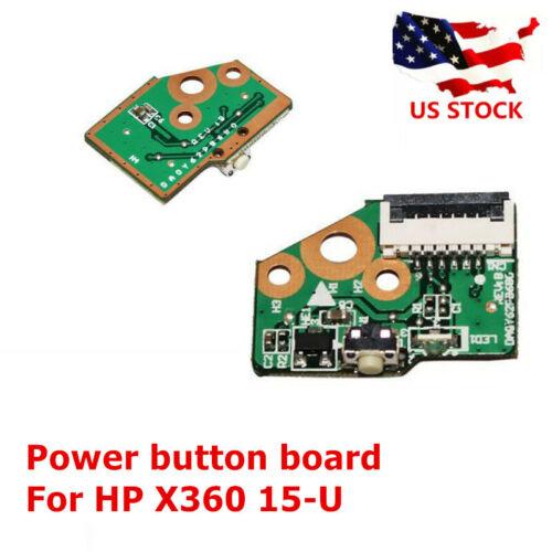 NEW  US Power button board for HP X360 774599-001 15-U100 CTO 15-U200 CTO