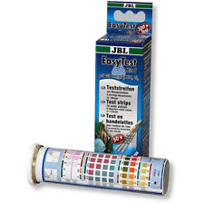 JBL Test Strips for Quick Aquarium Water Testing EasyTest 6in1 253369