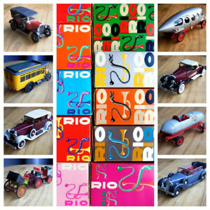 RIO-brand-new-miniature-vintage-historic-vehicle-car-scale-model-toy-cart-1-43