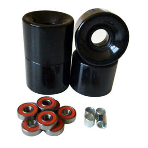 Skateboard-Assorted-Fittings-Wheels-60mm-78A-ABEC-9-Bearings-And-Spacers-Set