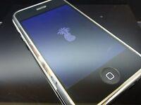 iPhone 2G 8GB ERSTAUSGABE 1. Generation Apple 1G DEFEKT ohne Simloock sehr schön