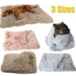 Large-Dog-Cat-Puppy-Blanket-Pet-Soft-Fluffy-Blanket-Cosy-Warm-Throw-Mat-Bed-UK