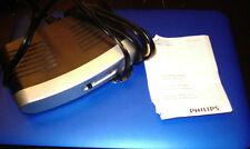 Philips RF Modulator TV Switch RCA Audio Video Antenna to F Type Coax Converter