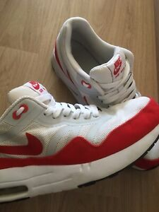 Details about VINTAGE NIKE AIR MAX 1 OG PREMIUM TAPE US9.5, UK8.5, EUR43