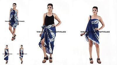 Cotton Large Sarong Beach Pareo Dress Wrap Swimwear Cover Up Unisex 196 X 1114cm Mit Den Modernsten GeräTen Und Techniken