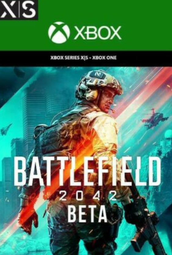 Battlefield 2042 Early Access Betas Code - Xbox One / Xbox Series S X *INSTANT*