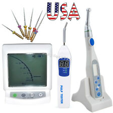 Dental Apex Locator Wireless Root Canal Endo Motor Treatment Pulp Tester Files