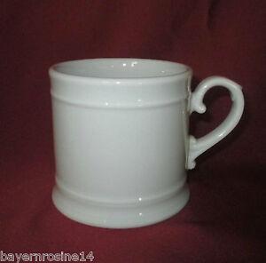 6-x-Kaffeebecher-0-35-L-weiss-neukonisch-Schoenwald-Form-98-Dibbern-Form-NEU
