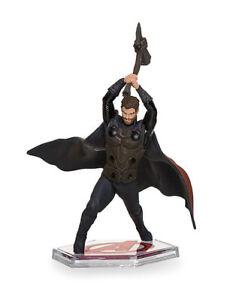 Thor-w-Hammer-Disney-Marvel-Avengers-Endgame-PVC-Figure-Figurine-Cake-Topper