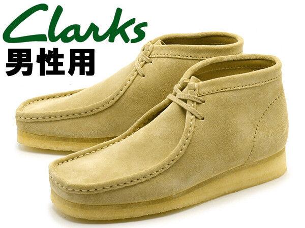 Clarks Originals Wallabee Botas mujer para mujer Botas X    ante de Arce 3,4,5,6,7,8 D a87f73