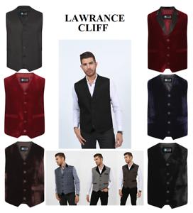 Lawrance-Cliff-Premium-Quality-Men-New-Formal-WaistCoat-Tuxedo-Special-Occasions