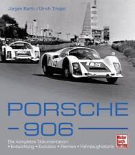 Porsche 906 (technische Daten Homologation Carrera 6 Le Mans Daytona) Buch book