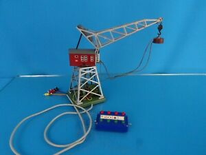 Marklin-7051-Electric-Slewing-Crane-60-ies-version