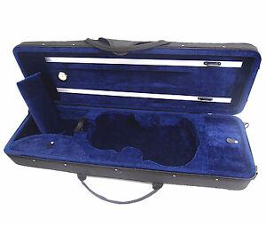 New-4-4-Enhanced-Violin-Case-VC-350BL-Free-U-S-Shipping